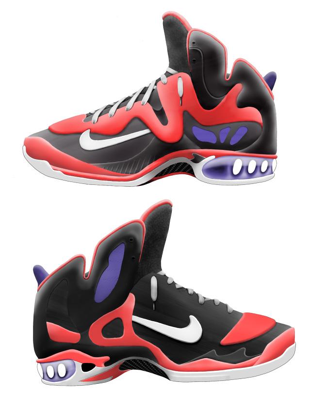 Electronic Nike Shoes