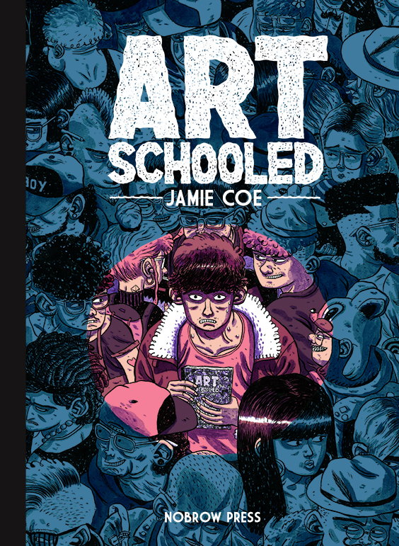 Book Cover Graphism Novels ~ Art schooled graphic novel for nobrow press jamie coe